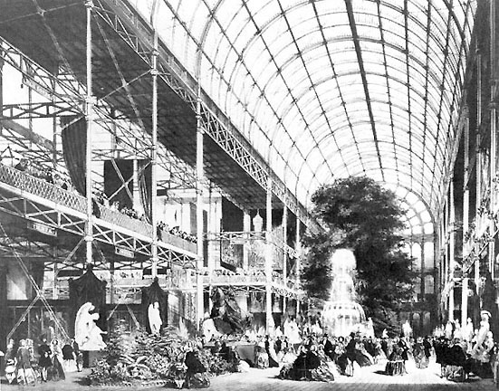 Arquitectura siglo xix paxton crystal palace jpg for Arquitectura del siglo 20 wikipedia